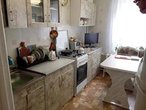 2-х комнатная квартира 43,7 кв.м в п. Тучково, ул. Победы д.7