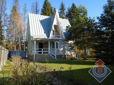 Дачный комплекс в СНТ Текстильщик-2 у д. Любаново