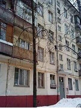 Продажа квартиры, м. Щелковская, Ул. Байкальская