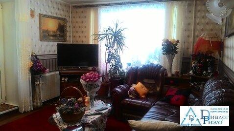 3-комнатная квартира в кирпичном доме г Раменское, ул. Космонавтов