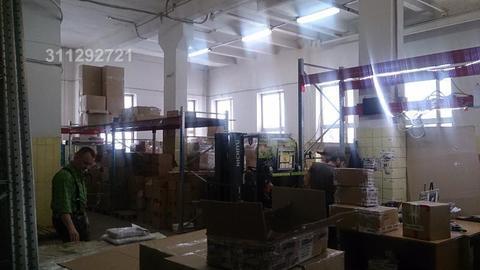 Под склад/произ-во, пищев. произ-во, отаплив, выс. потолка:5 м, эл-во