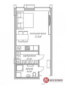 Апартаменты в 5 минутах от метро!