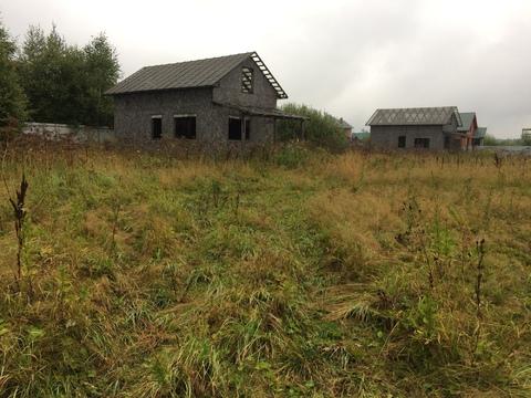 Земельный Участок на территории Москвы, д.Зверево
