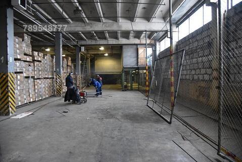 Теплый склад на первом этаже с антресолью 358 кв