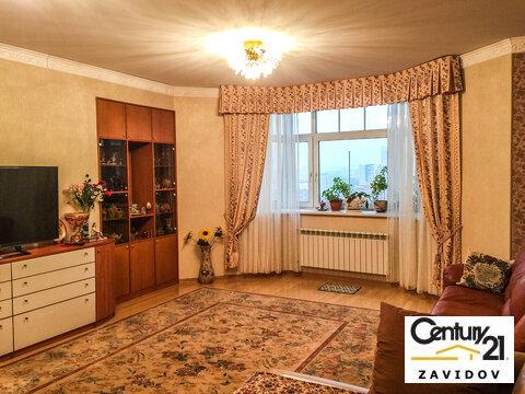Трехкомнатная квартира, в одном из лучших районов Москвы!