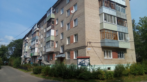 Продажа. 2-комн.кв. гор. Рошаль, ул. Советская, 47