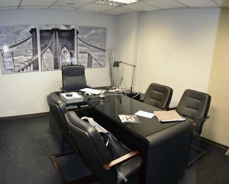 315 кв.м. офис+псн Крылатское (готовый арендный бизнес)