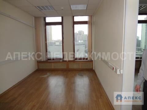 Аренда офиса пл. 340 м2 м. Проспект Вернадского в бизнес-центре класса .