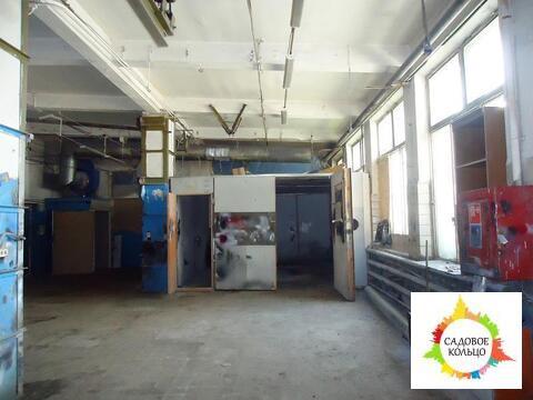 Теплый склад с окнами, разгрузка в пол, шаг колонн 6 м