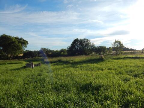Участок 12 соток с видом на Озернинское водохранилище
