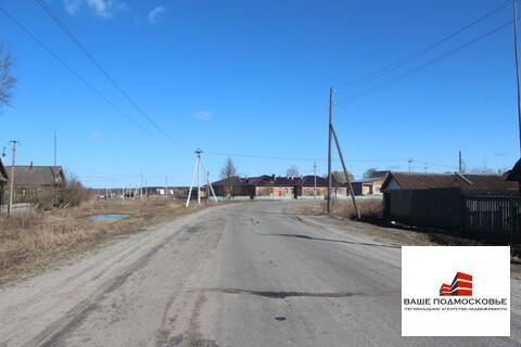 Участок 14 соток в селе Никиткино