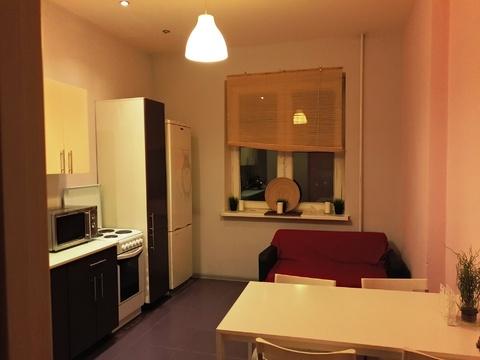"""1-комнатная квартира, 49 кв.м., в ЖК """"Борисоглебский"""" г. Раменское"""