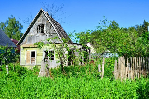 Продам участок 6.3 сотки вблизи п.Нахабино, в 12 км от МКАД