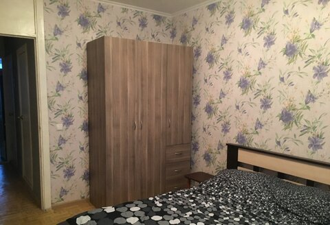 2 х комнатная квартира, раздельные комнаты