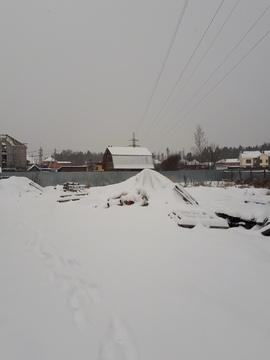 Продам участок в щелковском районе загорянский, Супонево