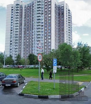 Квартира в Москве, у метро Домодедовская, Ореховый бульвар