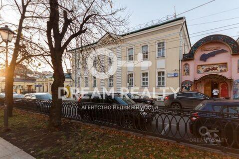 Продажа офиса 818 кв.м, ул. Спартаковская, 11c1