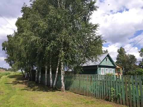 14 соток с домом в с. Аксиньино (г. Звенигород)