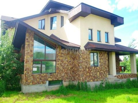 Дом 560 кв.м, уч. 12 сот, 3 км от МКАД, Калужское ш, п. Газопровод.