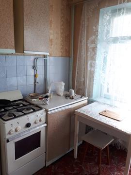 Однокомнатная квартира.