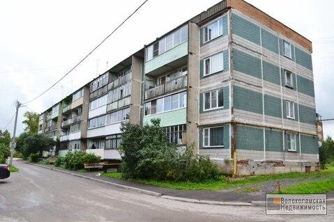 Двухкомнатная квартира в Волоколамске, жд станция в шаг.доступности