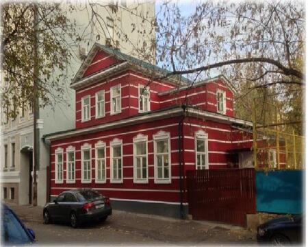 Старинный особняк, м. Третьяковская