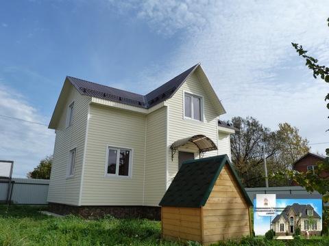 Прдам замечательный новый дом 110 кв.м п.Белоозерский c.Т.Михалево