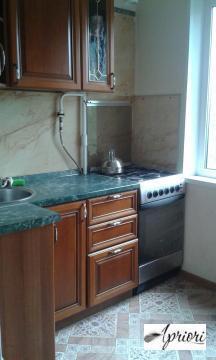 Сдается 2 комнатная квартира Щелково ул.Сиреневая д.10