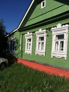 Дом в д. Губино Воскресенского района