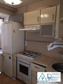 1-комнатная квартира 33,7 кв.м. в г. Раменское.