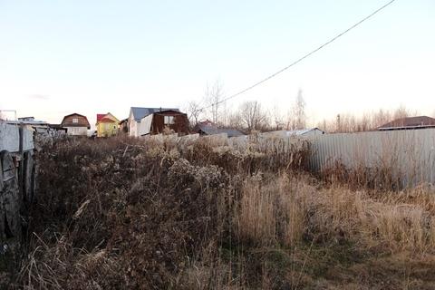 Продам участок участок в деревне Вешки площадью 6 соток.