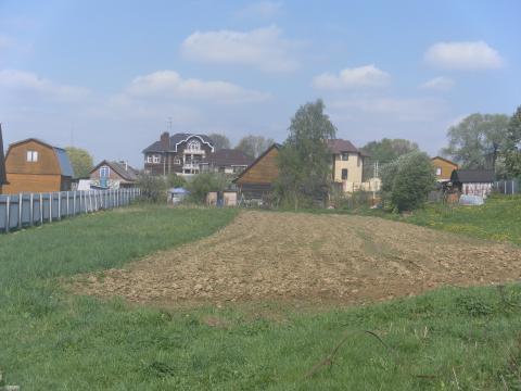 Участок 16,3 сотки (ИЖС), деревня Конюшково,17 км о т МКАД, 4900000 руб.
