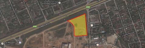 Участок 2,2 га под строительство трц, Киевское шоссе., 130000000 руб.