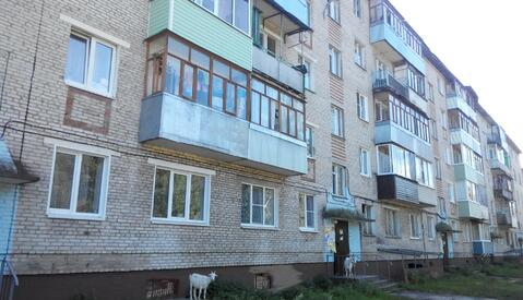 2-комн. кв. г. Рошаль, ул. 1-я Первомайская, д. 3