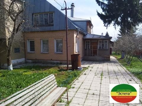 Продается 2-х этажный дом участок 15 соток г. Подольск мкр. Львовский