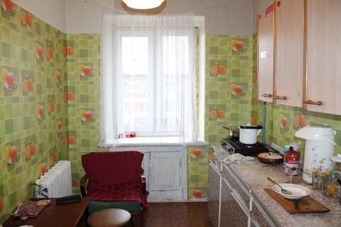 Трехкомнатная квартира в деревне Соболево