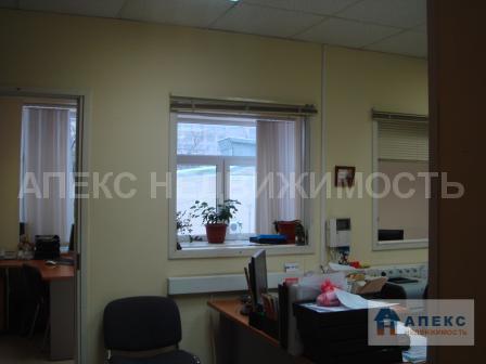 Аренда офиса 100 м2 м. Бауманская в административном здании в .