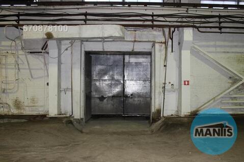 Капитальное отапливаемое здание, производственно-складское помещение н