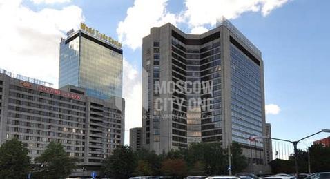 2262,14 м2 10 этаж Офисный этаж в Центре Международной Торговли здание .