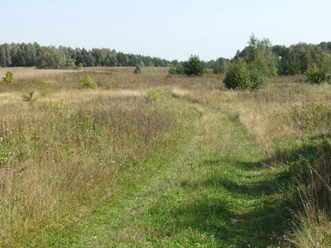 Продается земельный участок в д.Марково Озерского района