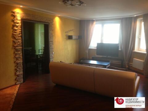 4 комнатная квартира Можайское ш, 45к2