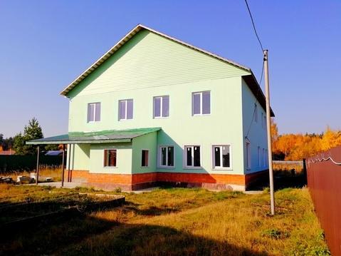 Дом 350м2 на участке 7,5 соток, в д.Огуднево. Щелковский р-он.