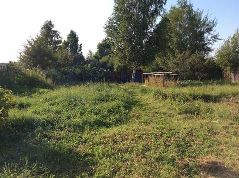 Продается земельный участок 7,5 соток в пос. Старый городок