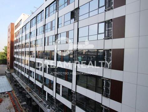 1-комнатная квартира, 52 кв.м., в ЖК TriBeCa