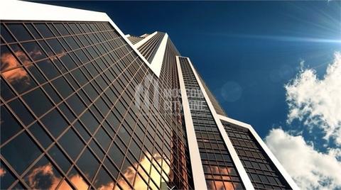 1225,9 м2 42 Офисный этаж в Башне Меркурий