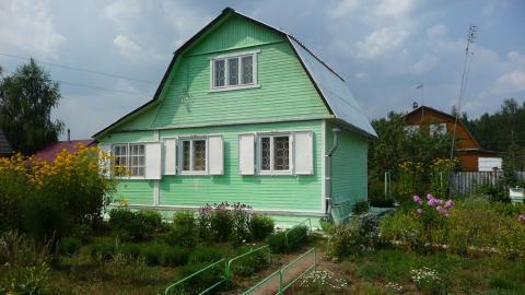 """Продается дача, г. Куровское, СНТ """"Нерский"""", 78 км. от МКАД., 2050000 руб."""