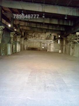 Отапливаемые склады на территории завода