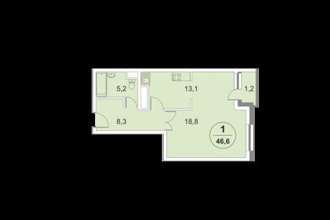 Москва, 2-х комнатная квартира, ул. 2-я Филевская д.4, 12967500 руб.