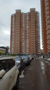 """1-комнатная квартира, 40 кв.м., в ЖК """"Вершинино"""""""