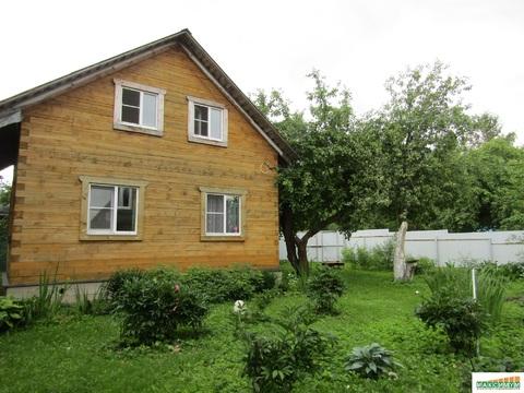 2-х эт. дом на участке 5 соток СНТ Металлург -1, мкр-н Вострково